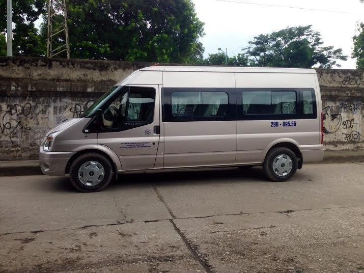 Dịch vụ cho thuê xe đi Yên Tử giá rẻ nhất Hà Nội
