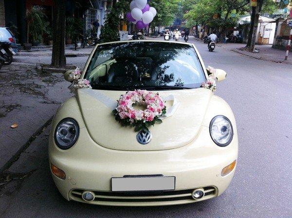 Những loại xe ô tô cưới được ưa chuộng nhất