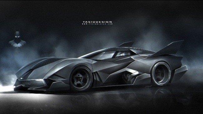 'Soi' xe mới của Batman với trọng lượng 'khủng'