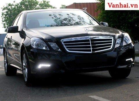 Cuốn hút với dịch vụ cho thuê xe 4 cho Mercedes E250
