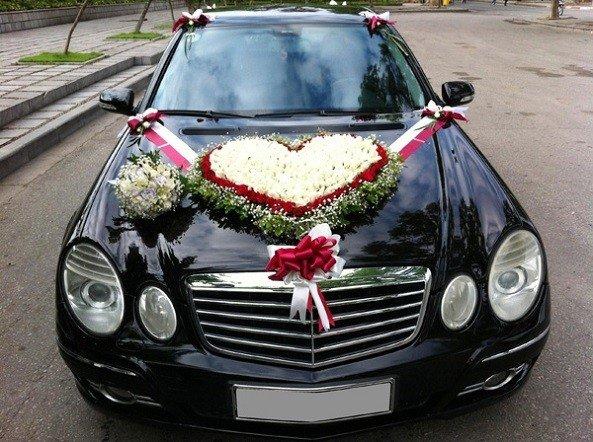 Cách thức chọn xe trong ngày cưới vô cùng ý nghĩa