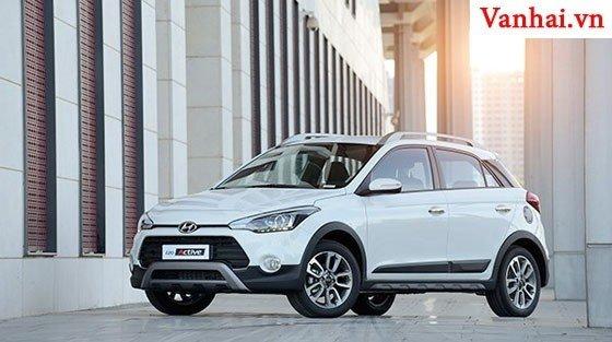 Hyundai i20 Active chính thức bán tại Việt Nam với giá 619 triệu