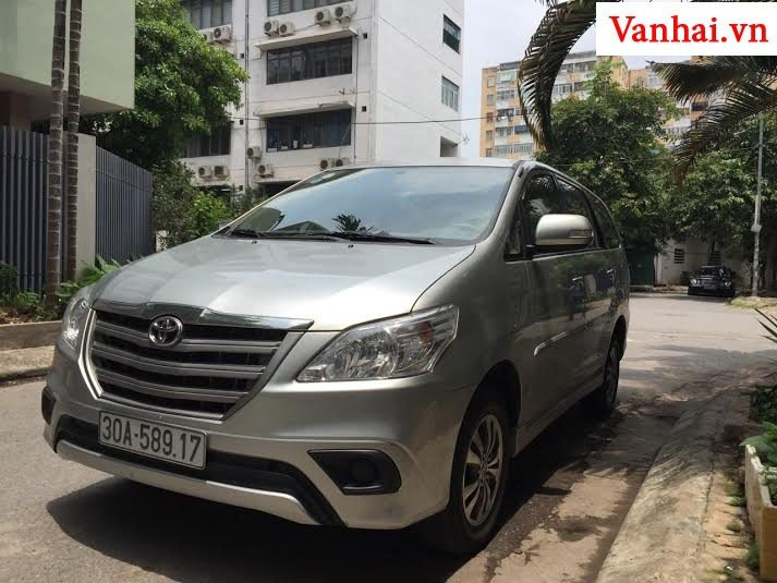 Cho thuê xe 7 chỗ tại Hà Nội