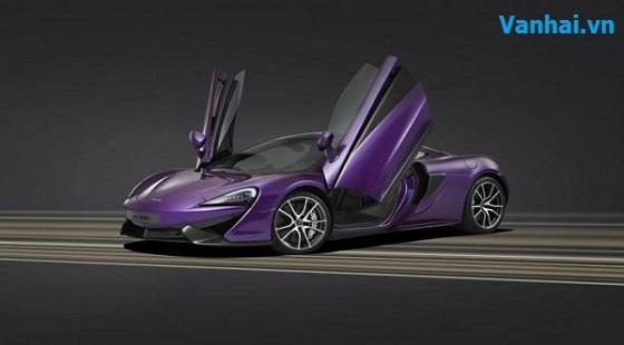 McLaren Special Operations 570S khiến thế giới xe điên đảo