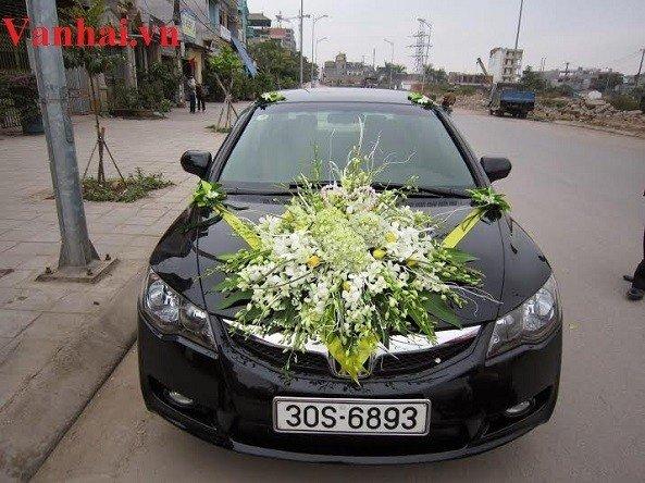 Địa chỉ cho thuê xe cưới giá rẻ uy tín tại Hà Nội