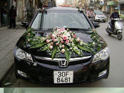 Nên thuê xe ô tô cưới 4 chỗ giá rẻ ở đâu Hà Nội?