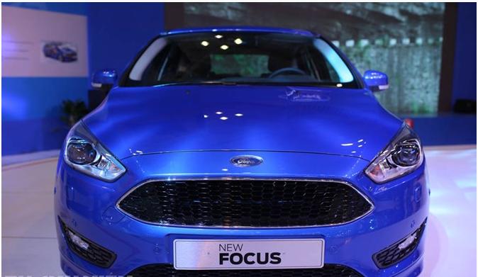 Ford Focus EcoBoost 1.5L 2015 sẽ có giá từ 799 - 899 triệu đồng