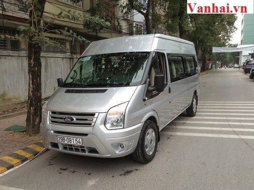Địa chỉ cho thuê xe 16 chỗ đi Tam Đảo giá rẻ nhất Hà Nội