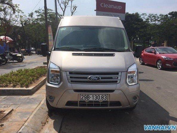 Dịch vụ cho thuê xe 16 chỗ theo tháng giá rẻ tại Hà Nội
