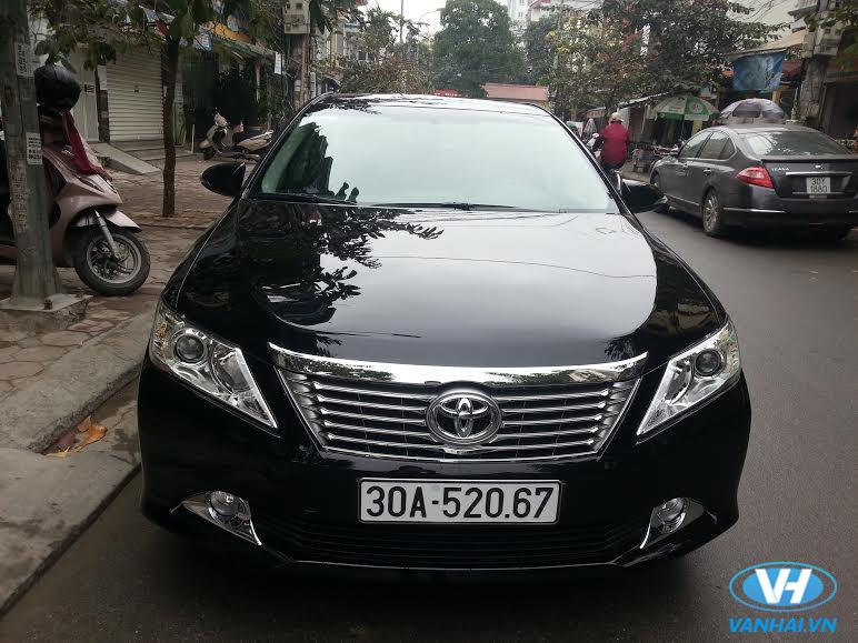 Cho thuê xe Camry giá rẻ nhất tại Hà Nội