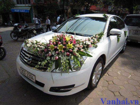 Cho thuê xe cưới giá rẻ tại Hà Nội