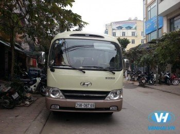 Cho thuê xe 29 chỗ theo tháng Huyndai County