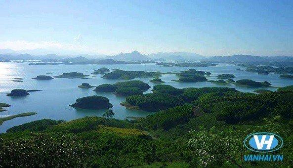 Hồ Thác Bà - Yên Bái
