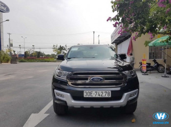 Cho thuê xe 7 chỗ Ford Everest giá rẻ tại Hà Nội