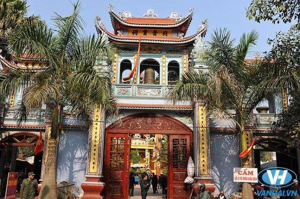 Bảng giá dịch vụ thuê xe đi Đền Mẫu - Lạng Sơn