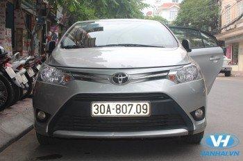 Cho thuê xe 4 chỗ Toyota Vios 2014 - 2015