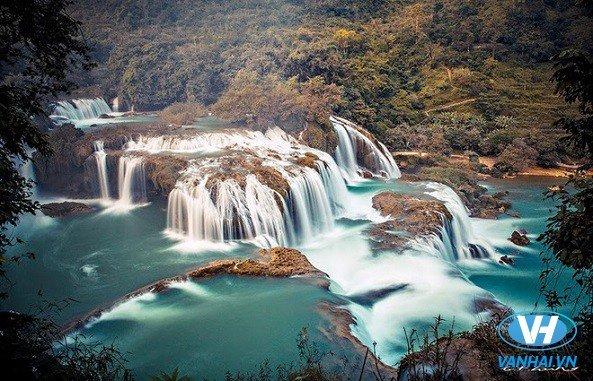 Thác nước lớn nhất Việt Nam, thứ 4 thế giới và kỳ vỹ bậc nhất Đông Nam Á
