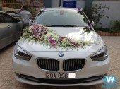 Cho thuê xe cưới 4 chỗ BMW