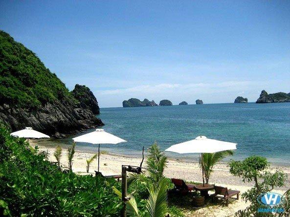 Du lịch Tuần Châu - đảo và bãi tắm trong xanh