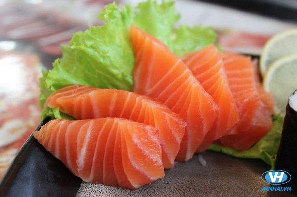 Cá hồi Sa Pa ngon và dinh dưỡng rất nhiều