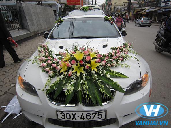 Dòng xe BMW sẽ làm cho đám cưới hoàn hảo