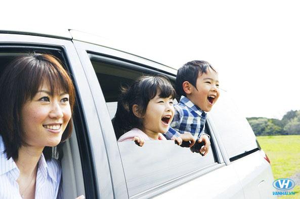 Cho thuê xe theo tháng của Vân Hải trong các chuyến đi dài ngày