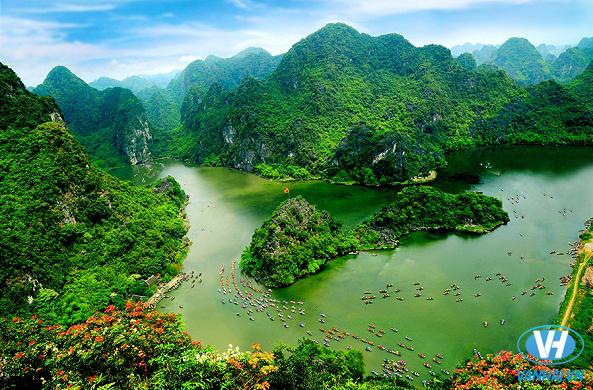 Khu du lịch Tràng An – Ninh Bình