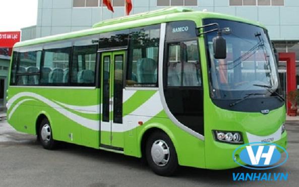 Thuê xe 35 chỗ của Vân Hải đi du lịch các lễ hội miền Bắc