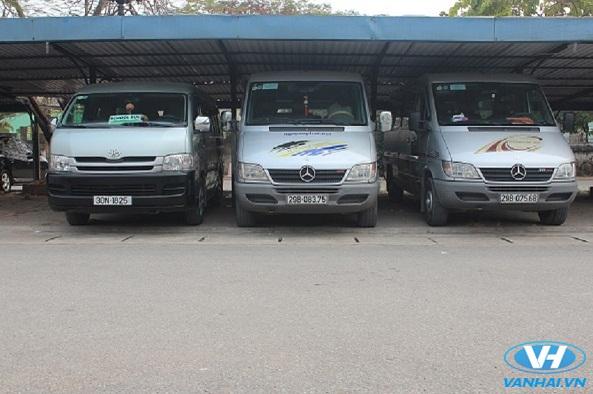 Dàn xe chất lượng cao đem đến hành trình an toàn cho khách hàng