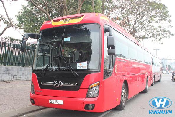 Vân Hải cung cấp dịch vụ cho thuê xe du lịch chất lượng
