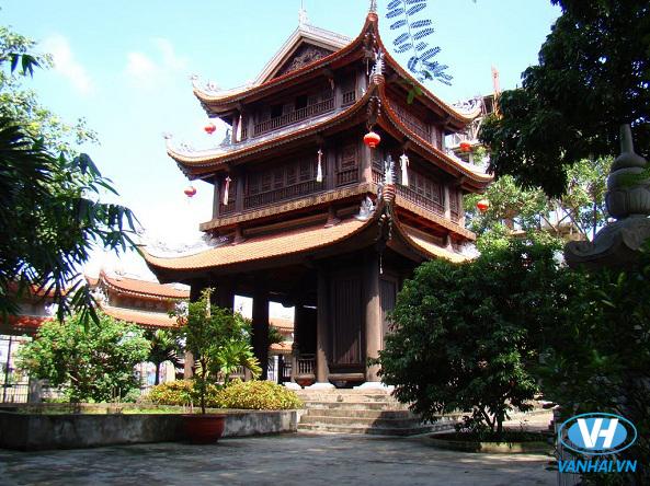 Chùa Keo – Thái Bình