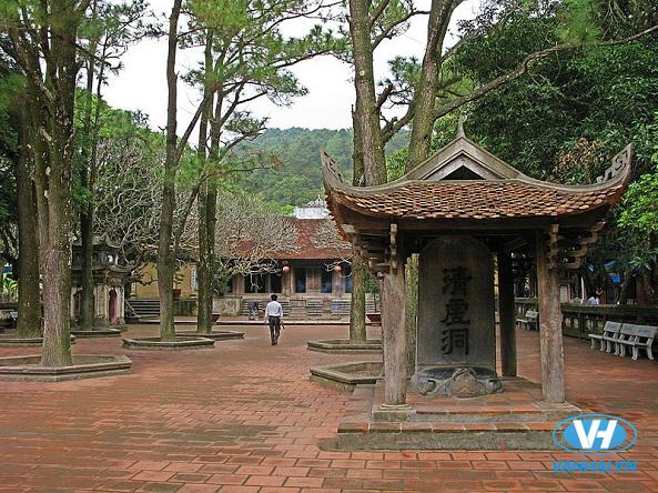 Chùa Côn Sơn – Nơi hội tụ tâm linh đất Việt