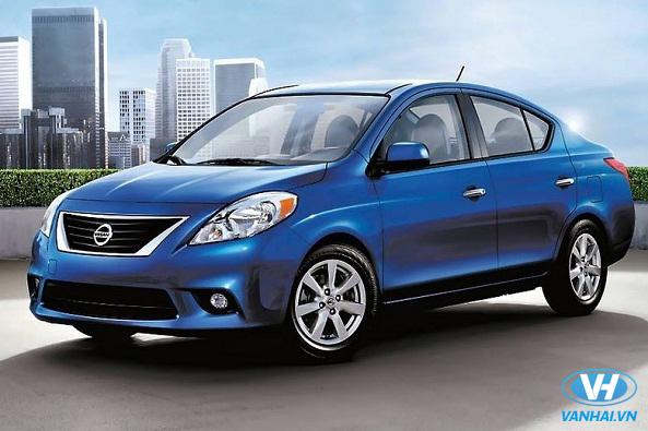 Cho thuê xe 4 chỗ Nissan Sunny giá rẻ tại Hà Nội