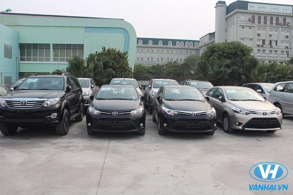Vân Hải cho thuê xe 4 chỗ Nissan Sunny giá rẻ nhất