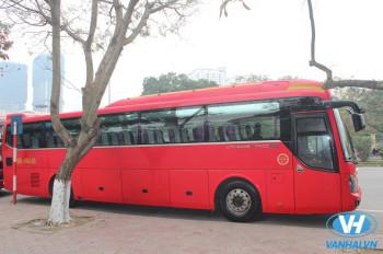 Dịch vụ cho thuê xe 45 chỗ Huyndai Universe tại Hà Nội