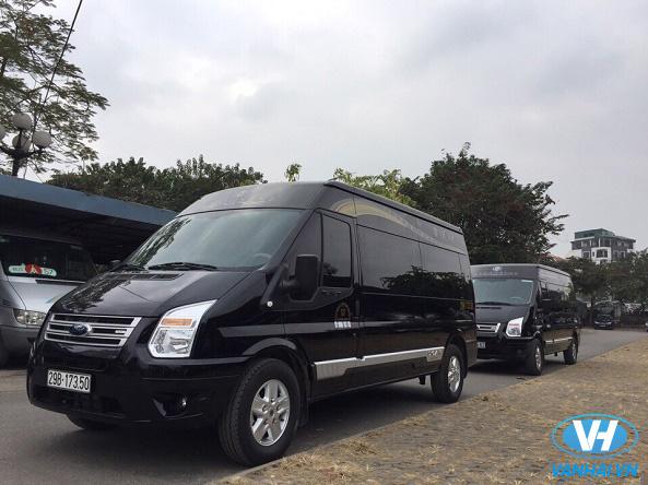 3 Lý do nên chọn dịch vụ cho thuê xe tháng của công ty Vân Hải
