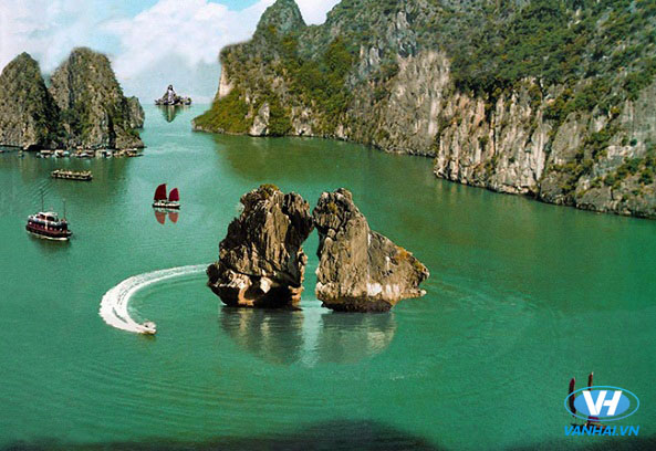 Cho thuê xe du lịch 4 chỗ đến 45 chỗ du lịch Hạ Long hè 2018