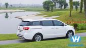 Dịch vụ cho thuê xe 7 chỗ kia Sedona 2018 rẻ nhất tại Hà Nội