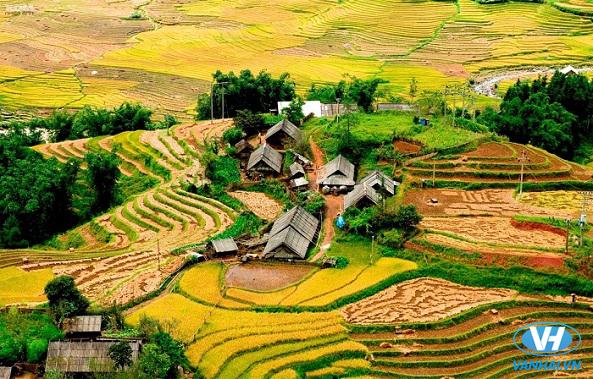 Khám phá thung lũng Mường Hoa