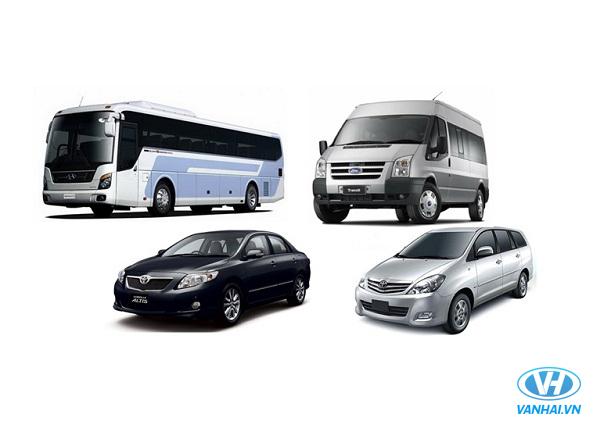 Vân Hải cho thuê xe du lịch ninh bình giá tốt nhất 2018