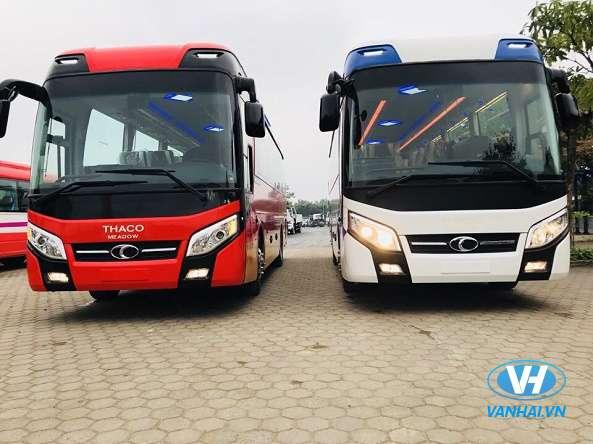 Dịch vụ thuê xe 35 chỗ Thaco Town giá rẻ nhất tại Hà Nội