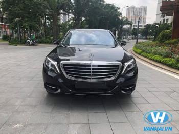 Cho thuê xe 4 chỗ Mercedes s400 giá rẻ nhất tại Hà Nội