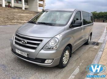 Cho thuê xe Hyundai Starex 9 chỗ giá rẻ nhất Hà Nội