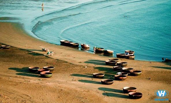 Khám phá Lan Châu - Hòn đảo đẹp mê hồn của Cửa Lò