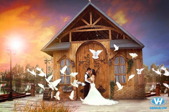 Khám phá những địa điểm chụp ảnh cưới đẹp nhất ở hà nội