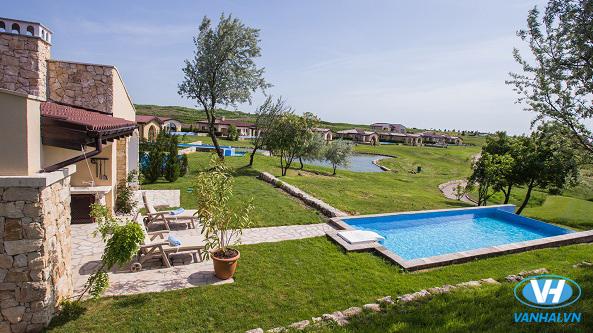 Điểm danh những homestay ngoại thành Hà Nội có bể bơi siêu đẹp