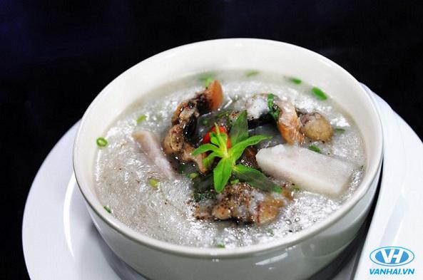 Món cháo lươn độc đáo của người Tày