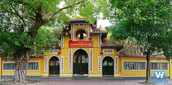 Chùa Quán Sứ - Trung tâm Phật giáo của cả nước