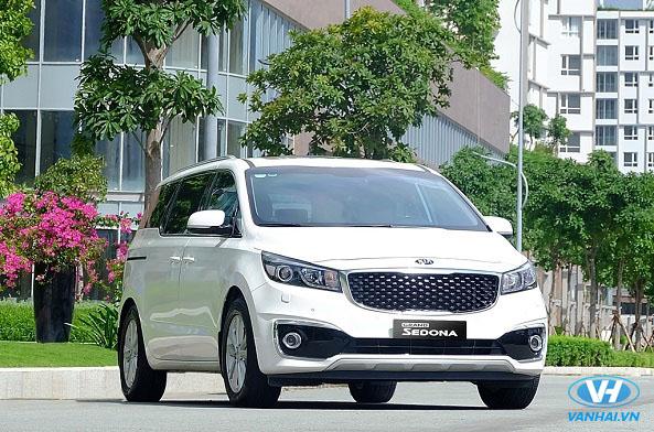 Thuê xe 7 chỗ giá rẻ của công ty Vân Hải