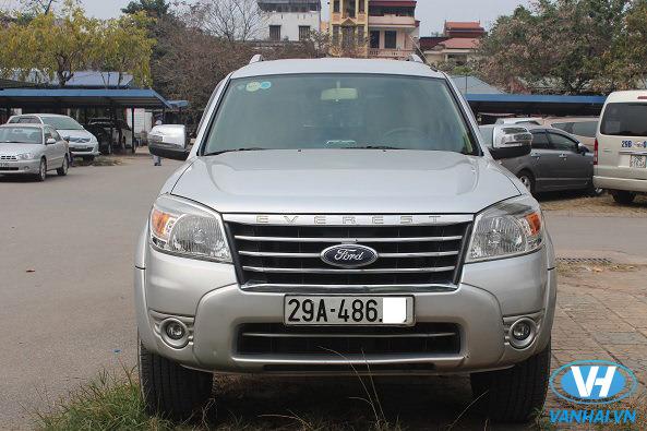 Dịch vụ cho thuê xe ô tô du lịch ngày càng phổ biến